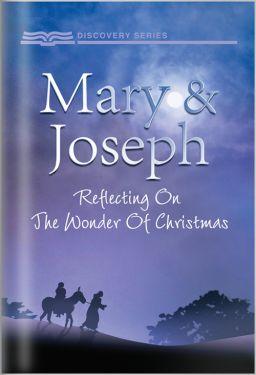 Mary & Joseph Reflecting On The Wonder Of Christmas