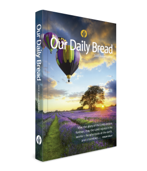 Our Daily Bread 2022 Annual Devotional